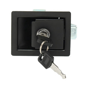 Panel-Typed Rv Entry Door Lock-10