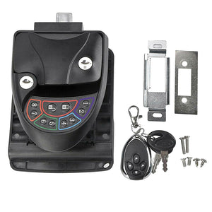 Remote-Control Anti-Theft RV Keyless Door Lock-15