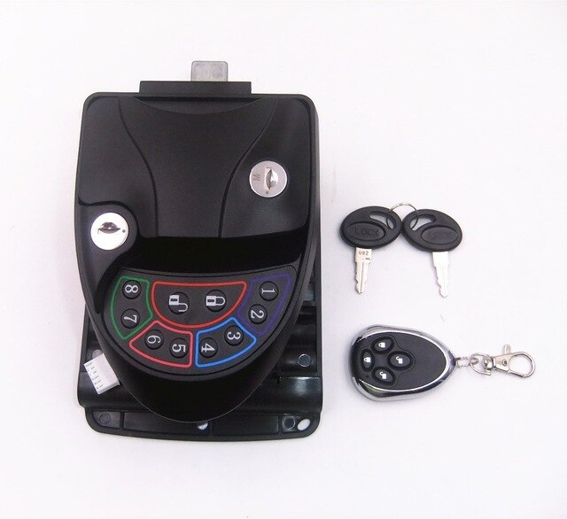 20M Remote-Control RV Keyless Entry Door Lock-8