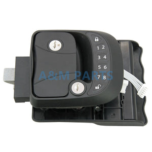 Wireless RV Keyless Entry Door Lock-1