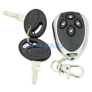 Wireless RV Keyless Entry Door Lock-5