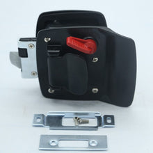 Load image into Gallery viewer, New Black RV Paddle Entry Door Lock-4