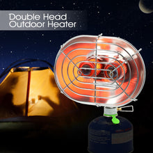 Load image into Gallery viewer, Portable Outdoor Camping Warmer Gas Heater-8