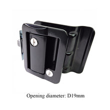 Load image into Gallery viewer, Durable Zinc Alloy RV Paddle Entry Door Lock-7