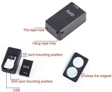 Load image into Gallery viewer, Mini GF07 Strong Magnetic Anti-Lost GPS Tracker-4