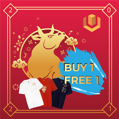 BUY 1 FREE 1 CNY COLLECTIONS