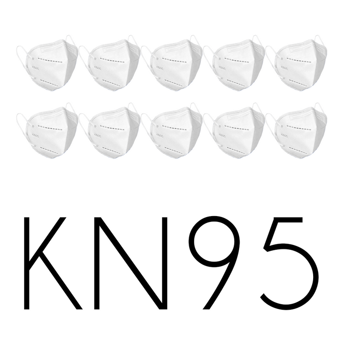 KN95 Disposable Face Mask (5 Protective Layers)