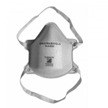 N99 Face Mask Spectra Shield 9900 (28 Day Reusable) Antimicrobial Respirator Protective