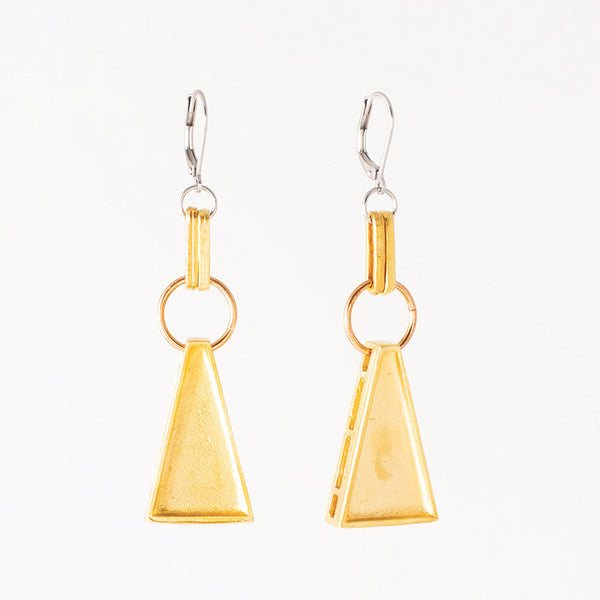 Nando Earrings - Gold