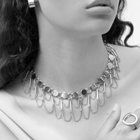 Constellation Collar - Silver