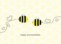 Happy Anniversarbee!
