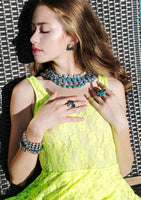 Paradise Shine Rivoli Necklace