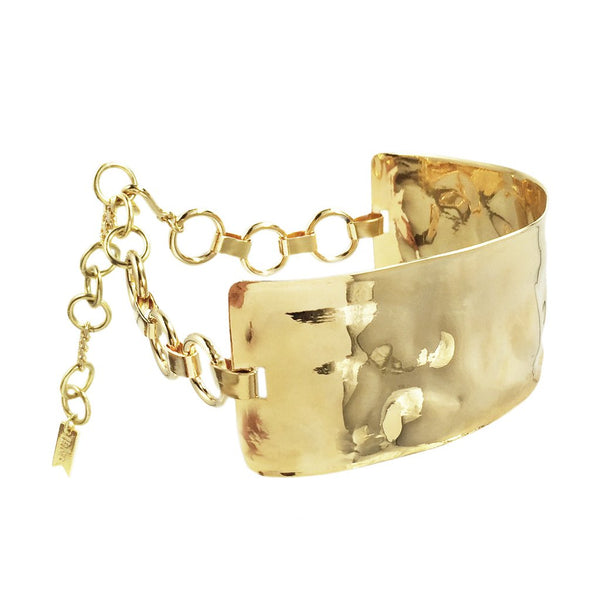 Liquid Choker 1.5 Inch - GOLD