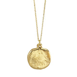 Moonwalk Pendant - Gold