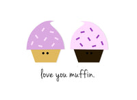 Love You Muffin
