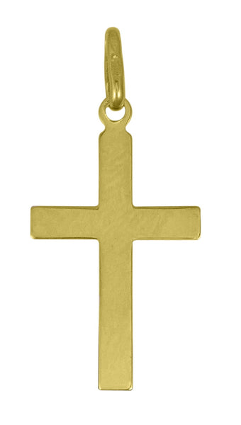 10k gold cross