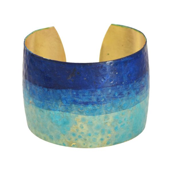 Watercolour Urchin Cuff