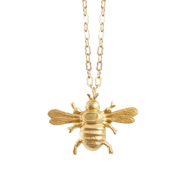 Wee Bee Necklace