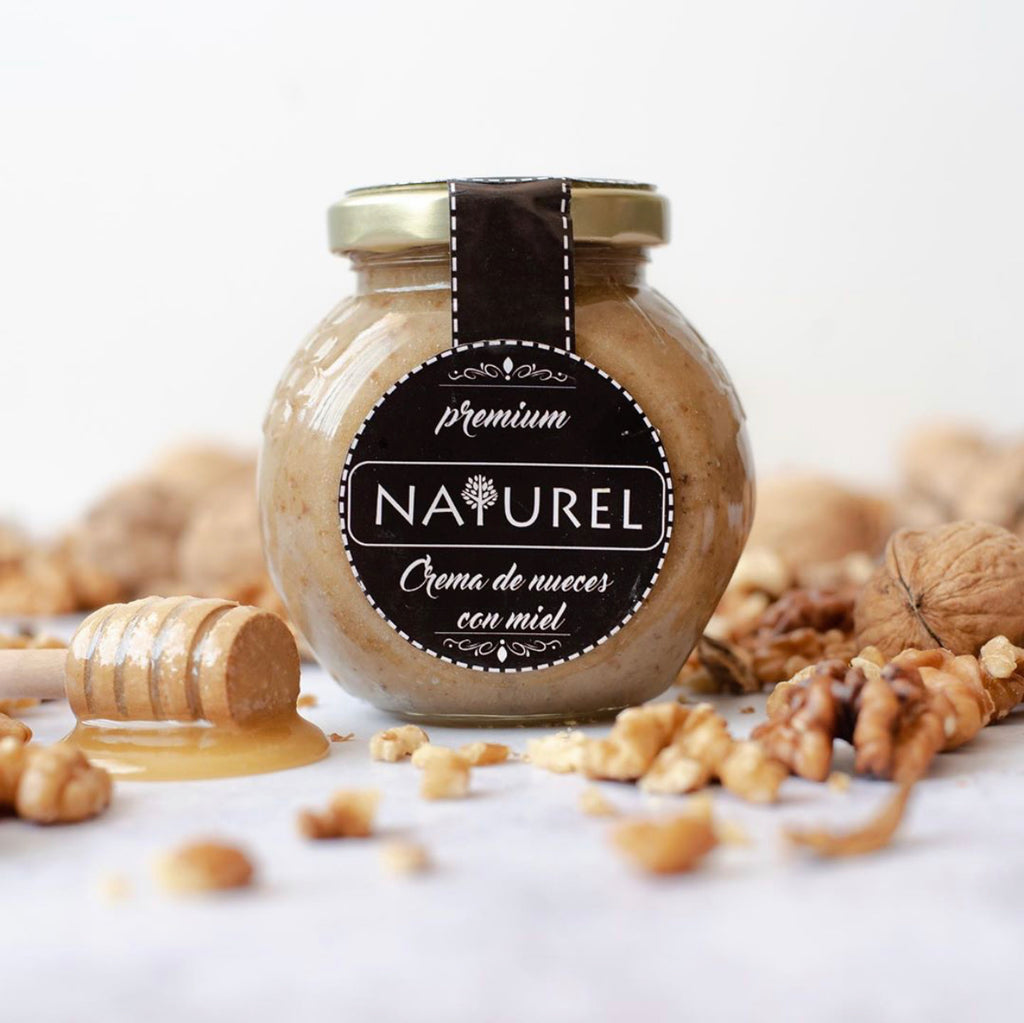 Crema de nueces Naturel