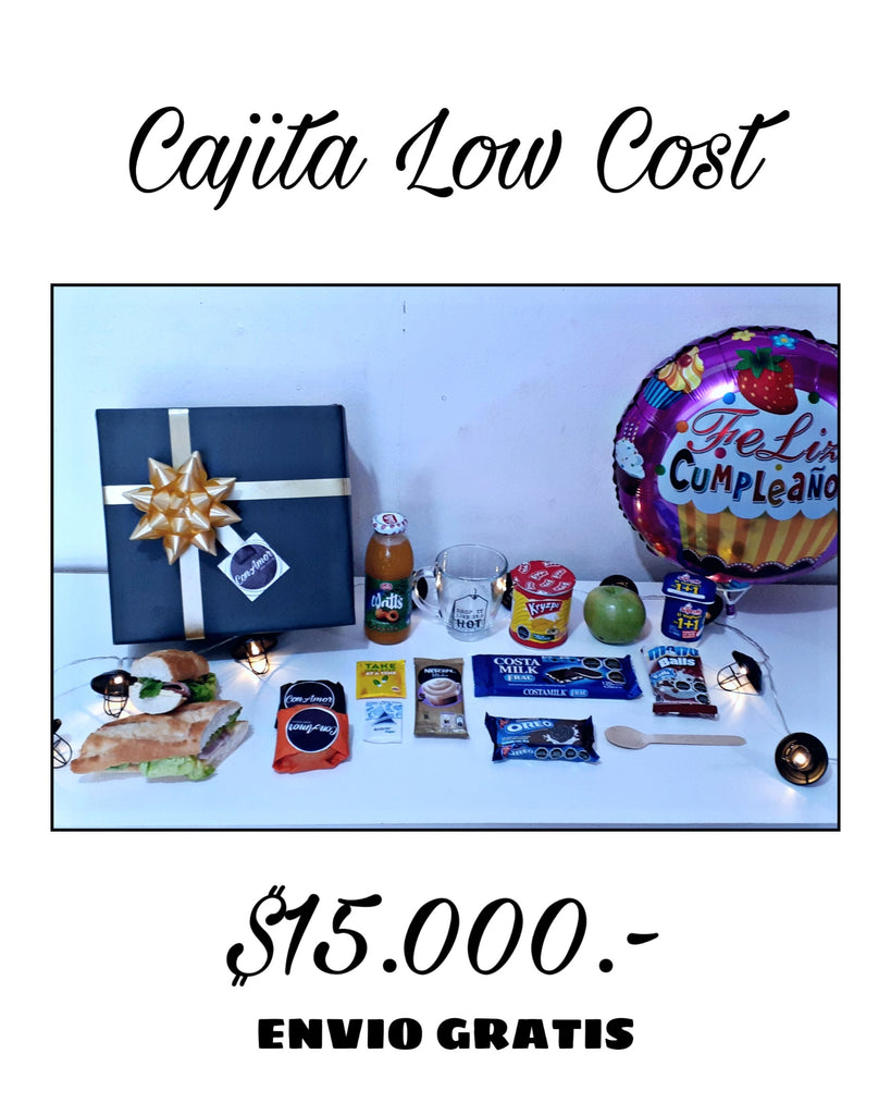 Box Low Cost - CCARD