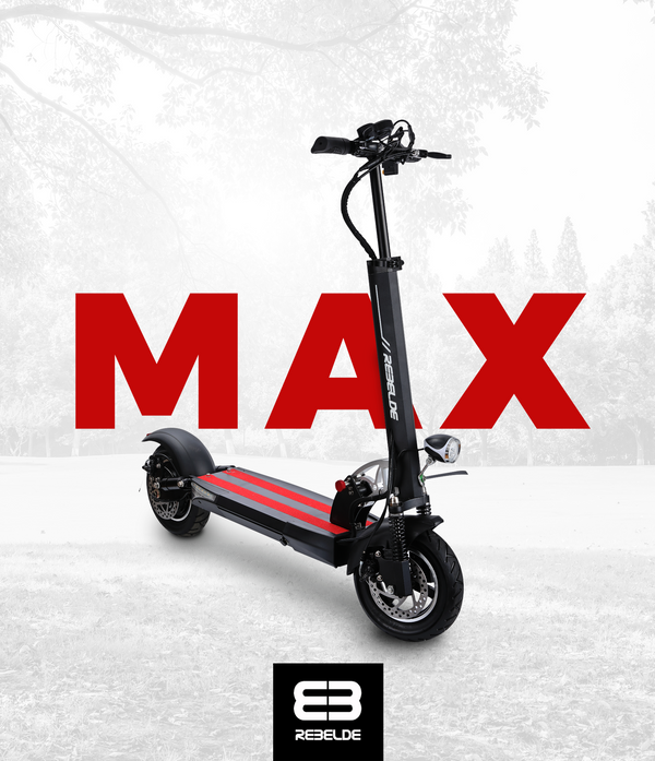 Scooter Rebelde Max 500W