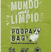 POOPA BAG BOLSAS BIODEGRADABLES