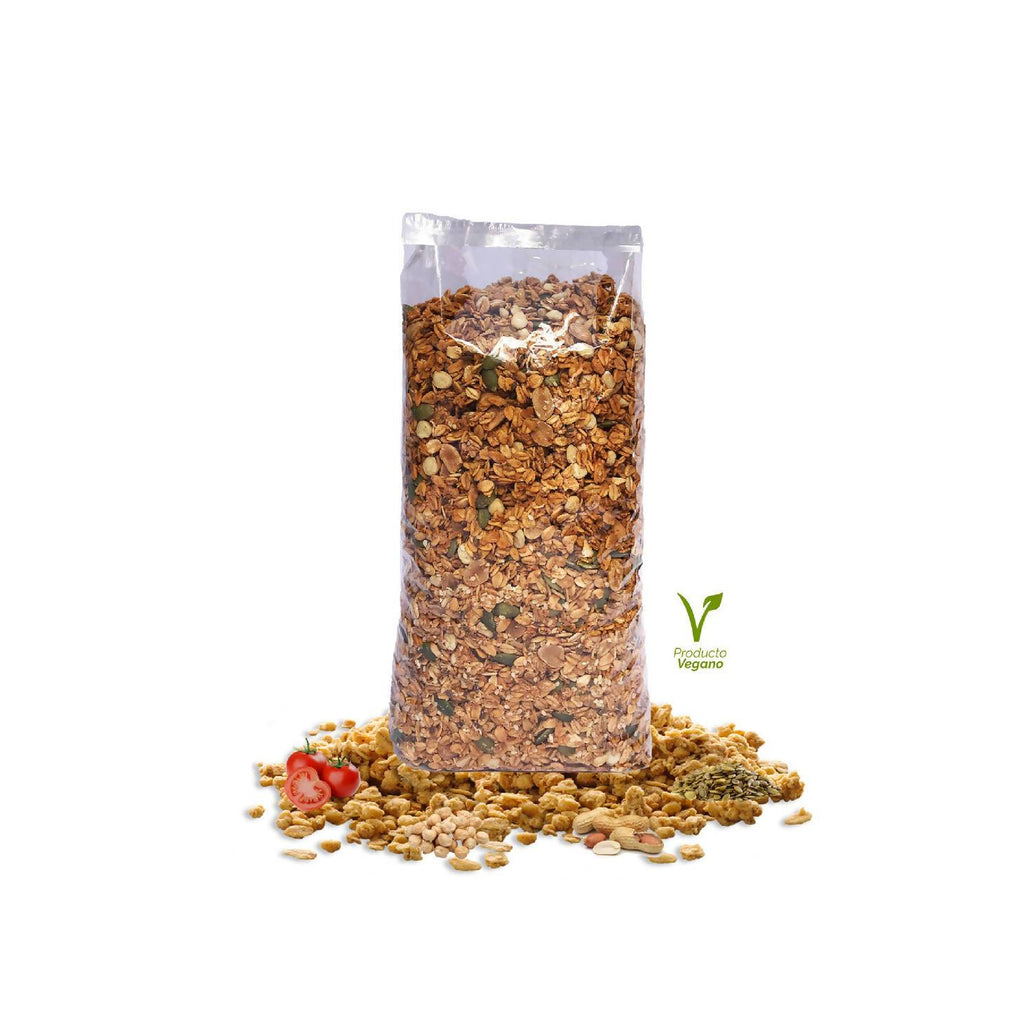 Granola Familiar Topping 1Kg - CCARD