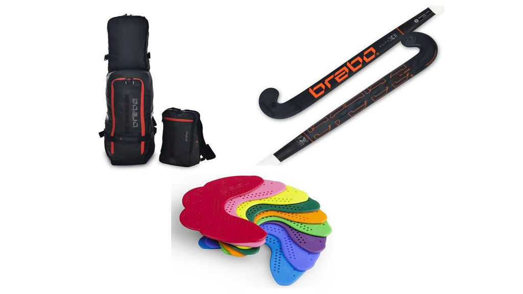 "Pack BRABO/SISU Hockey Cesped 37,5"" - CCARD"