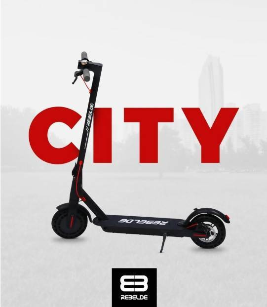 Scooter Eléctrico Rebede City 3 - CCARD