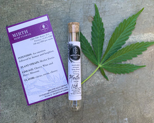Hemp Flower Pre Roll 'Mirth'