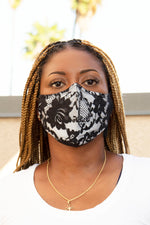 Lace Secure-Fit Face Mask - pacorogiene