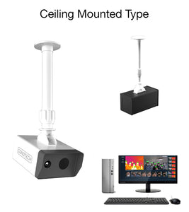 Rapid Scanning Thermal Camera Surveillance System with Facial Recognition - TempSafe Technologies
