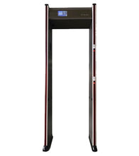 Load image into Gallery viewer, Walk Through Temperature Screening Metal Detector Security Gate - TempSafe Technologies