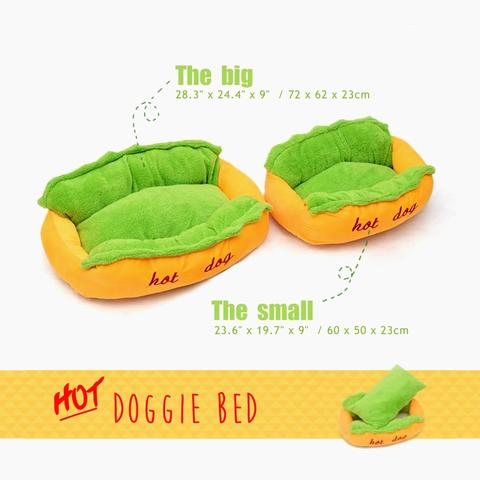 Animal Hotdog Bed