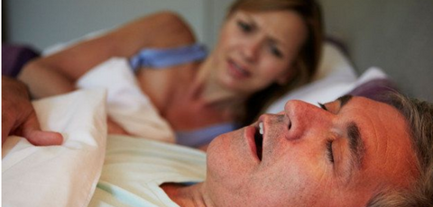 Snoring Can Affect a Relationship