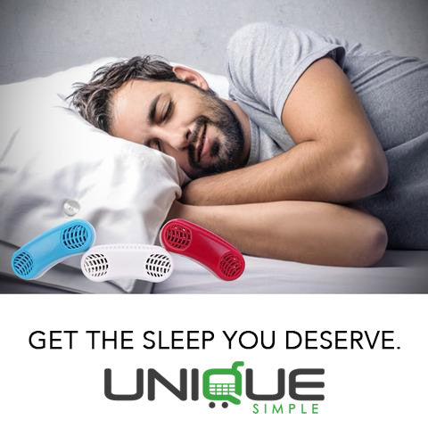 Snore Stopper at UniqueSimple.com