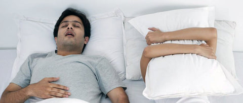 Snoring and relationship problems