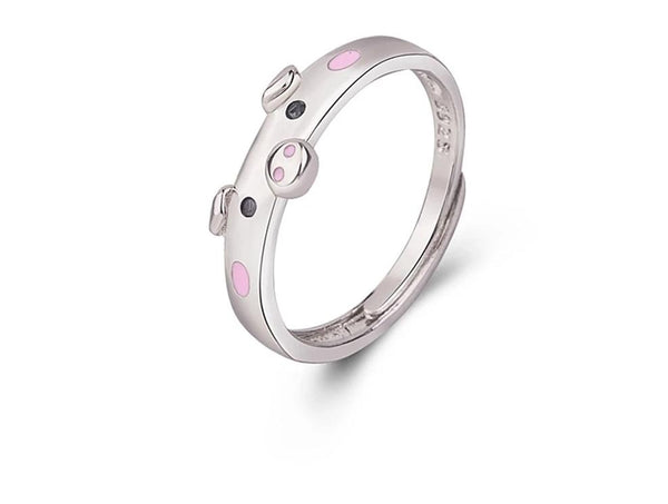 Lucky Piggy Ring - UniqueSimple
