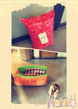 Hot Dog Pet Bed - UniqueSimple