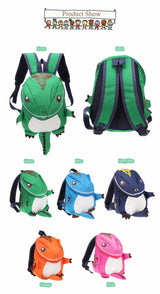 3D Dinosaur Backpack - UniqueSimple