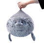 Fluffy Plush Seal Pillow - UniqueSimple