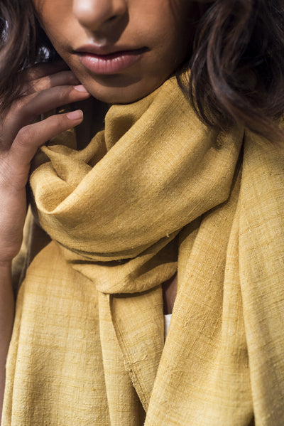 Silk Ahimsa Wrap