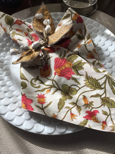 Indian Summer Napkin (set of 4)
