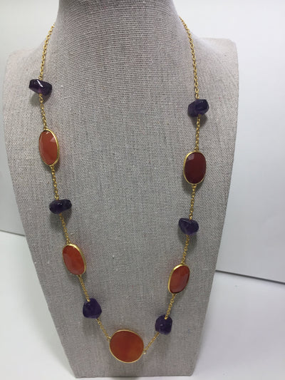 Rani Stone Necklace