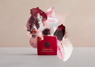 Crimson Rocks, Amouage