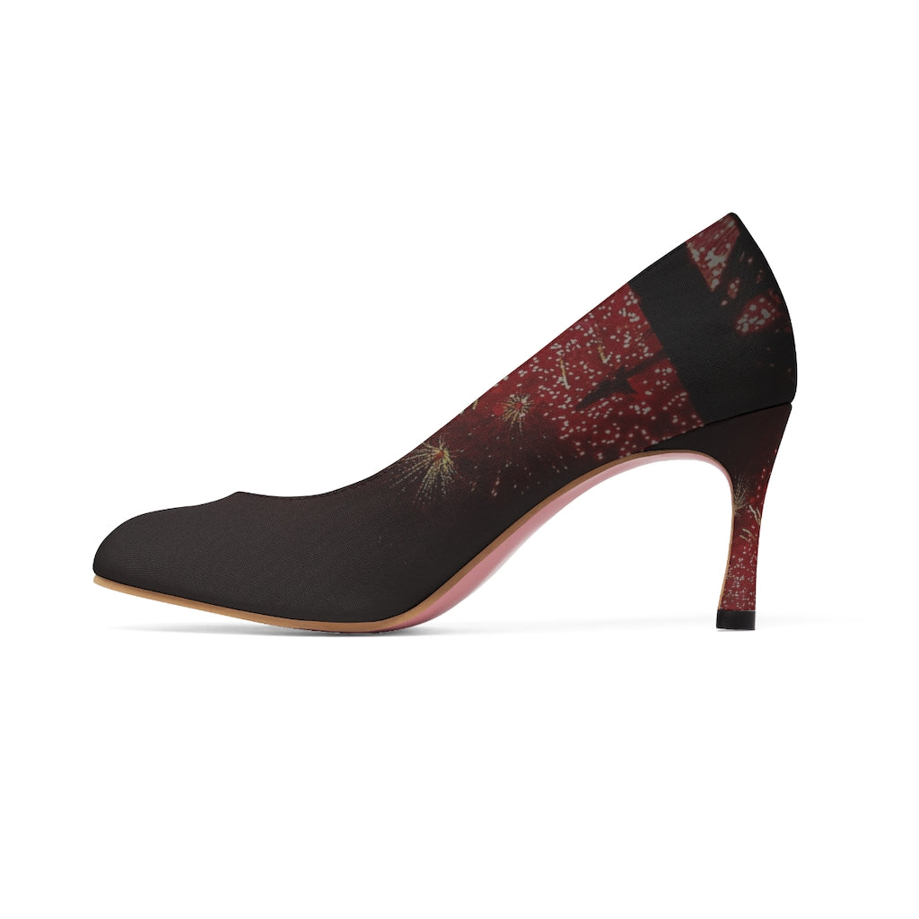 Fireworks Women's High Heels - Cluedshopperclothing