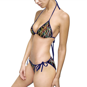 Women's Bikini Swimsuit - Cluedshopperclothing