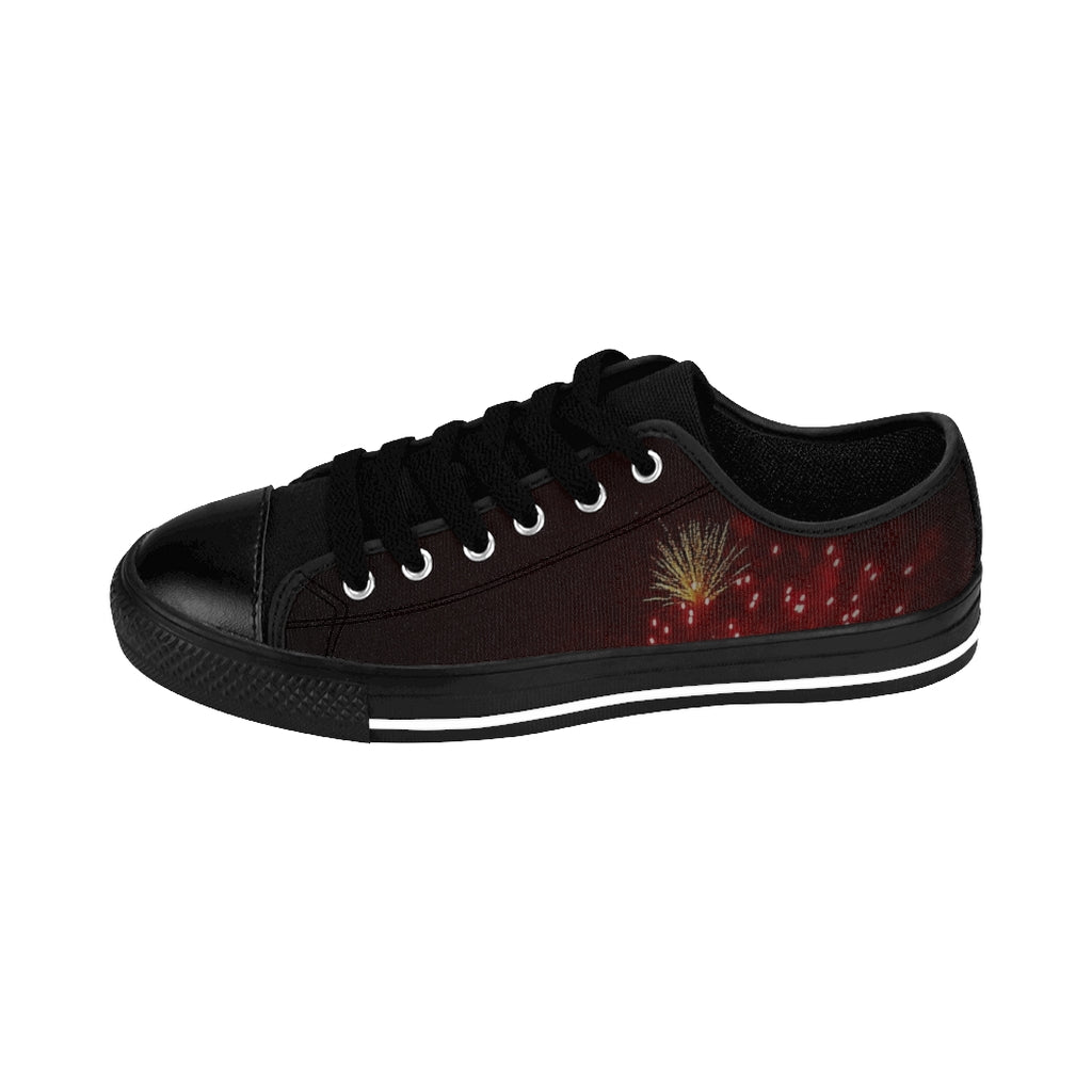 Men's Sneakers Fire works - Cluedshopperclothing
