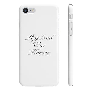 Wpaps Slim Phone Cases - Cluedshopperclothing