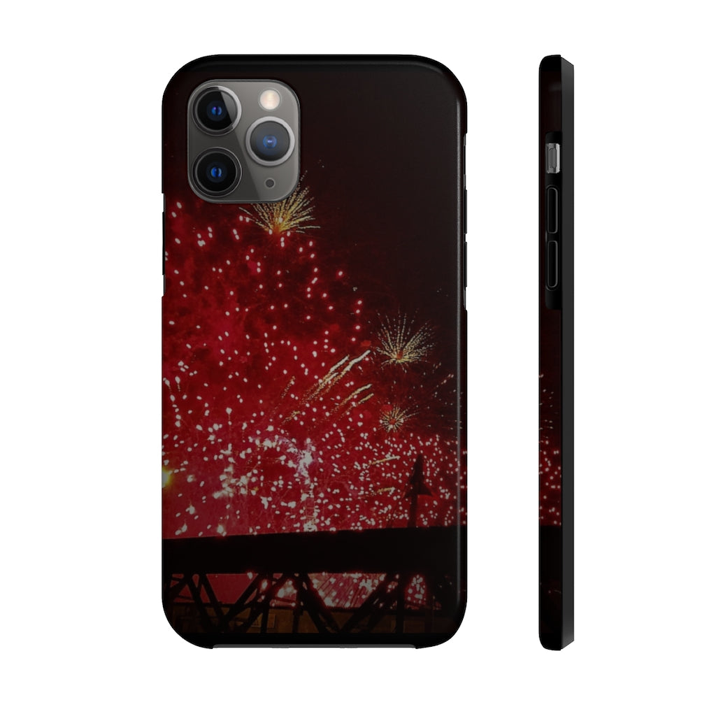 Case Mate Tough Phone Cases Fireworks - Cluedshopperclothing